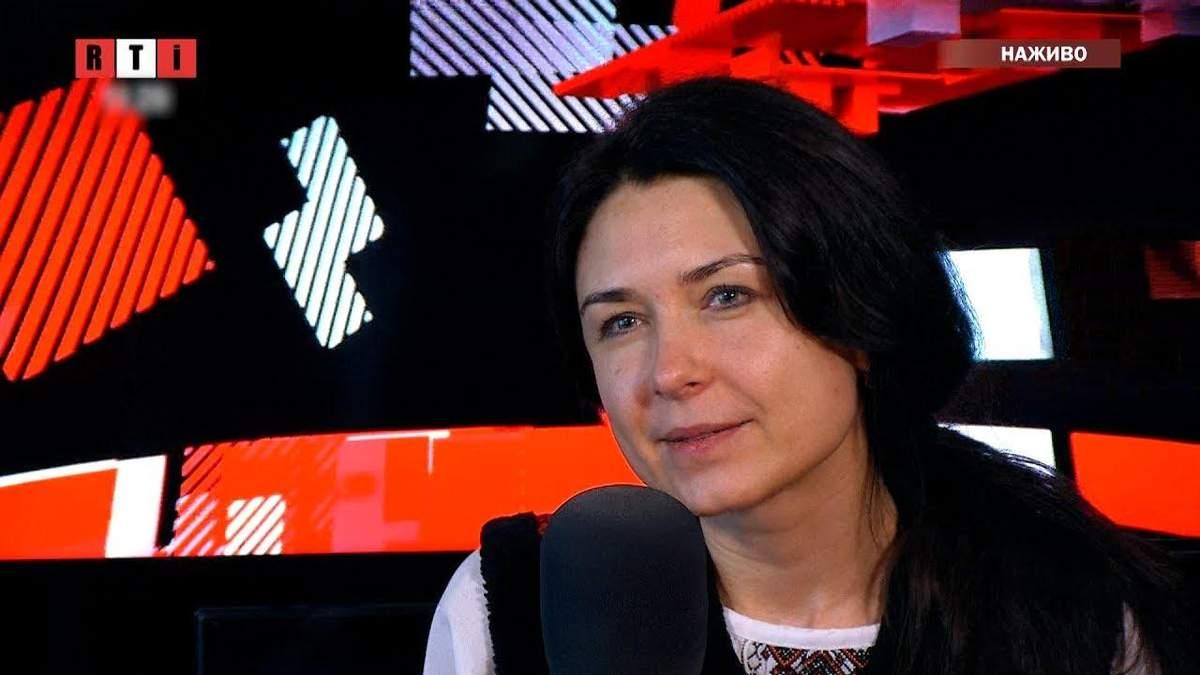 Оксана Величко