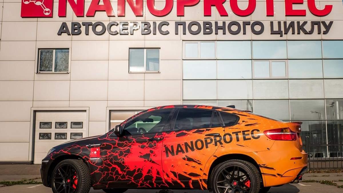 Nanoprotec: 10-летняя эволюция до уровня международной компании