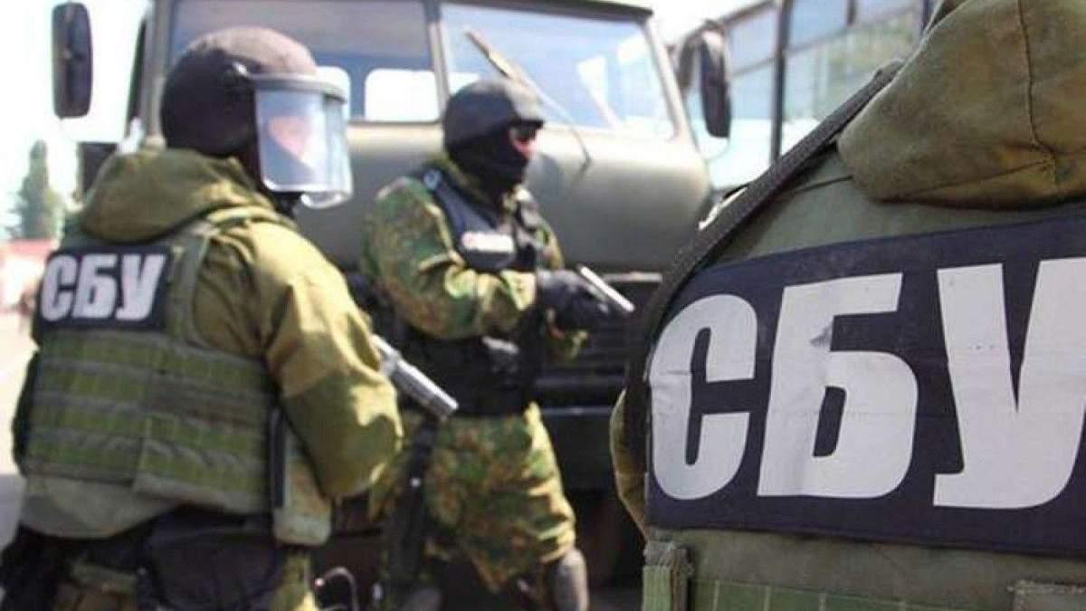 В Одесі СБУ затримала бойовика, який воював проти України у 2015 році