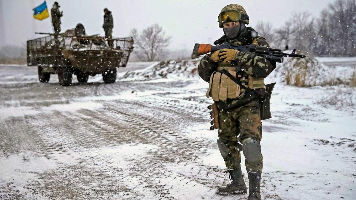 Де найгарячіше було на Донбасі минулої доби