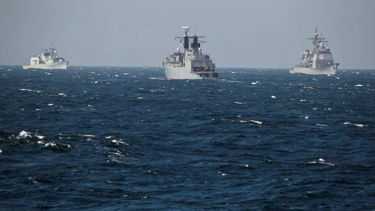 Румунія звинуватила Росію в провокаціях у Чорному морі