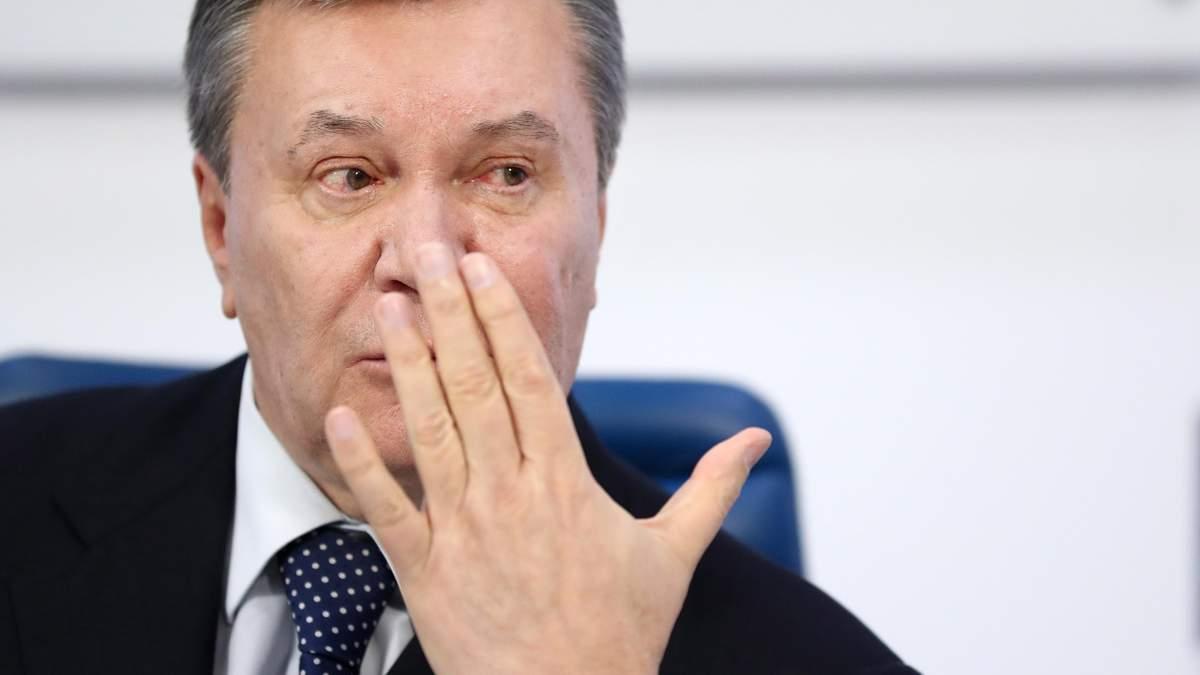 Що сказав Янукович на прес-конференції: головні тези