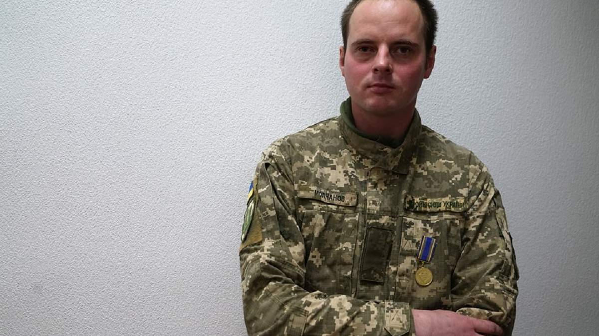 История белоруса, который воюет за Украину