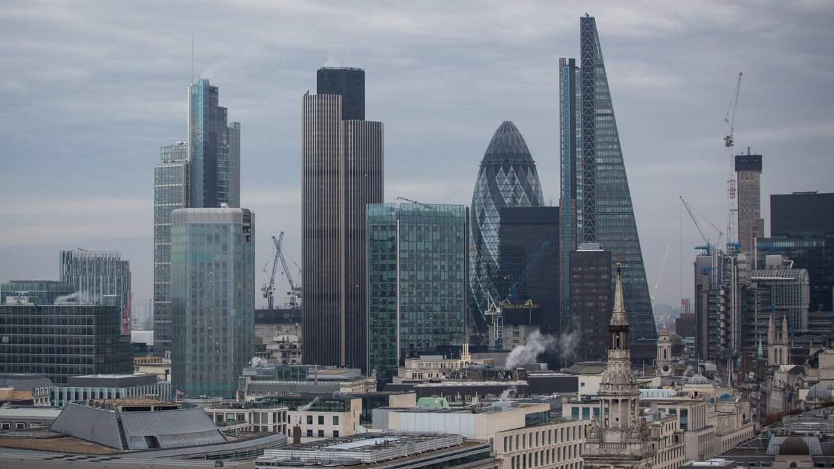Ціни на нерухомість у Лондоні обвалються через Brexit