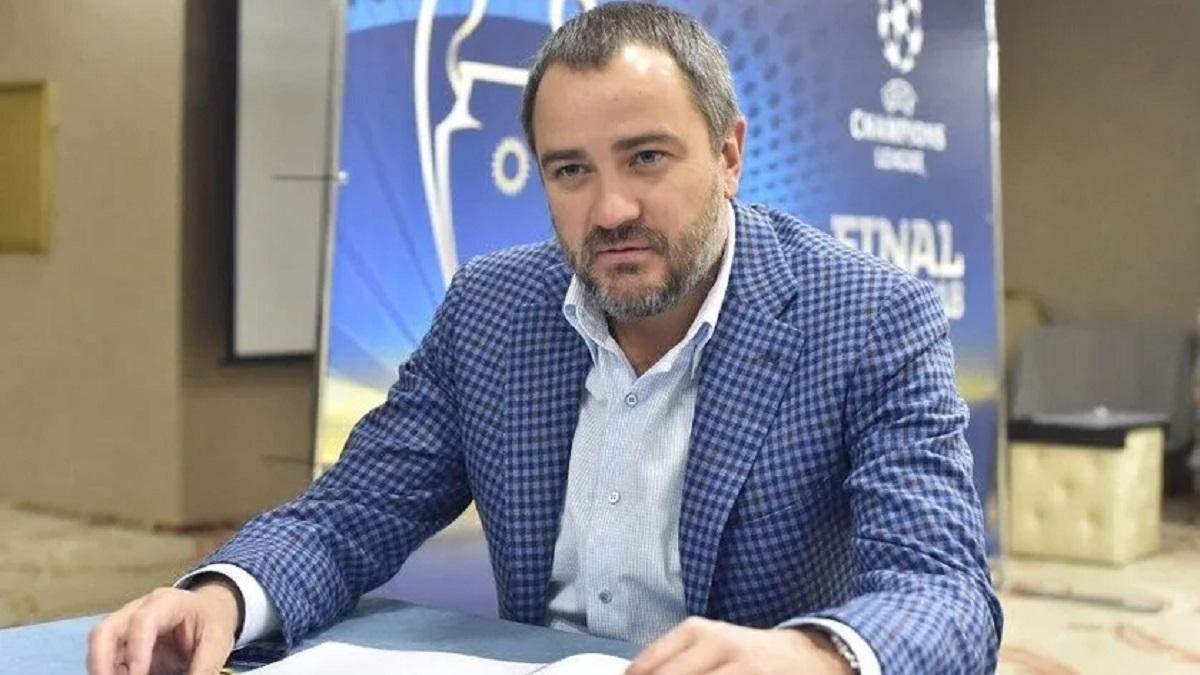 На виборах до Виконкому УЄФА Андрія Павелка підтримали Бубка, Кличко, Шевченко, Бєланов і Блохін