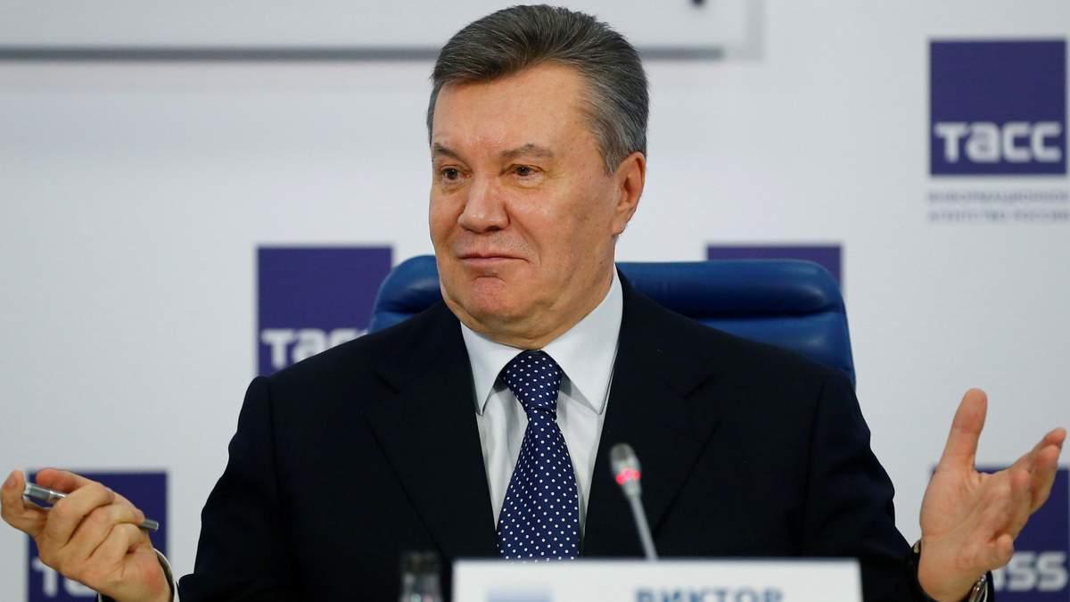 """""""Мене кинули, як лоха"""": пояснення Януковича, чому Росія не підписала мирний договір щодо України"""