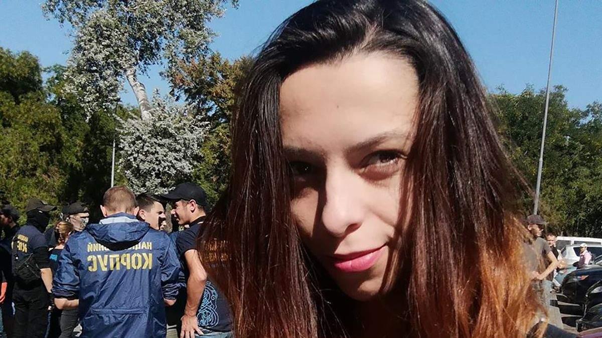 Одесская активистка, которая пишет о коррупции, заявила, что за ней следят