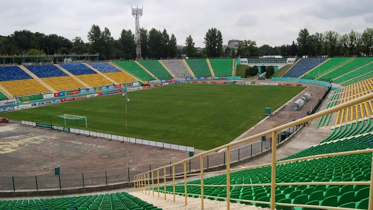 """Стадіон """"Україна"""" хочуть реконструювати"""