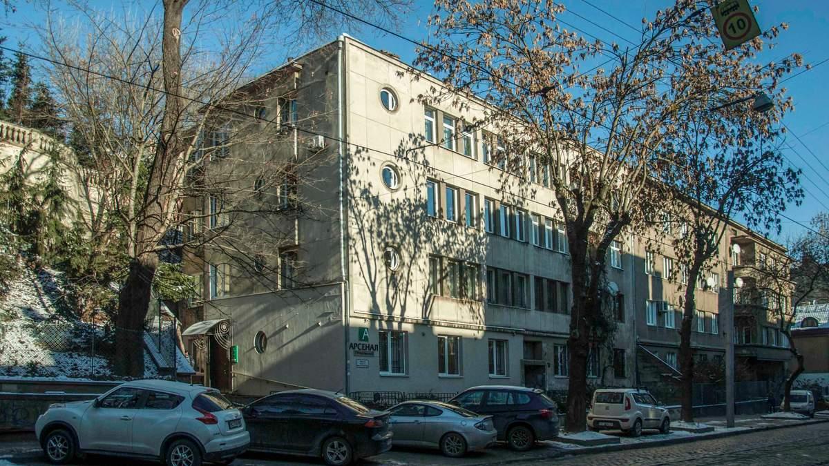 Будинок на вулиці Вітовського у Львові