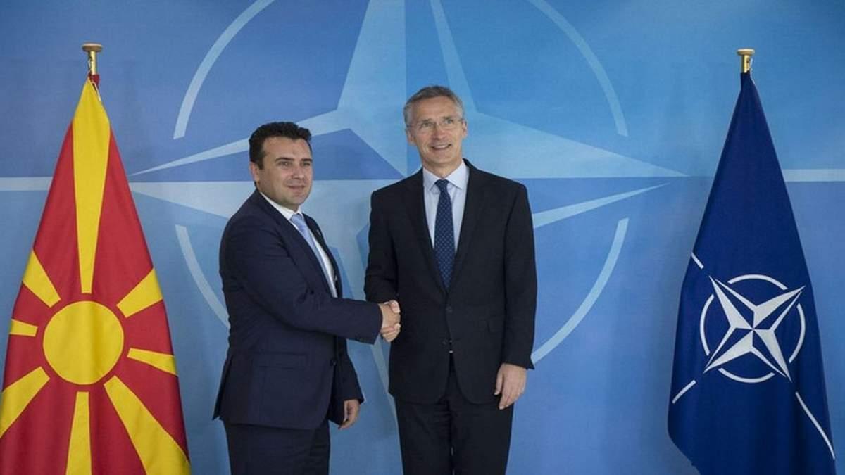 НАТО розширюється: непростий шлях Північної Македонії до Альянсу