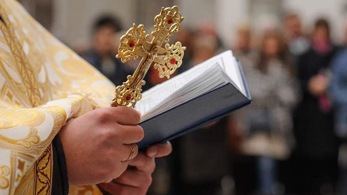 Сколько священников из УПЦ МП перешли в Православную Церковь Украины