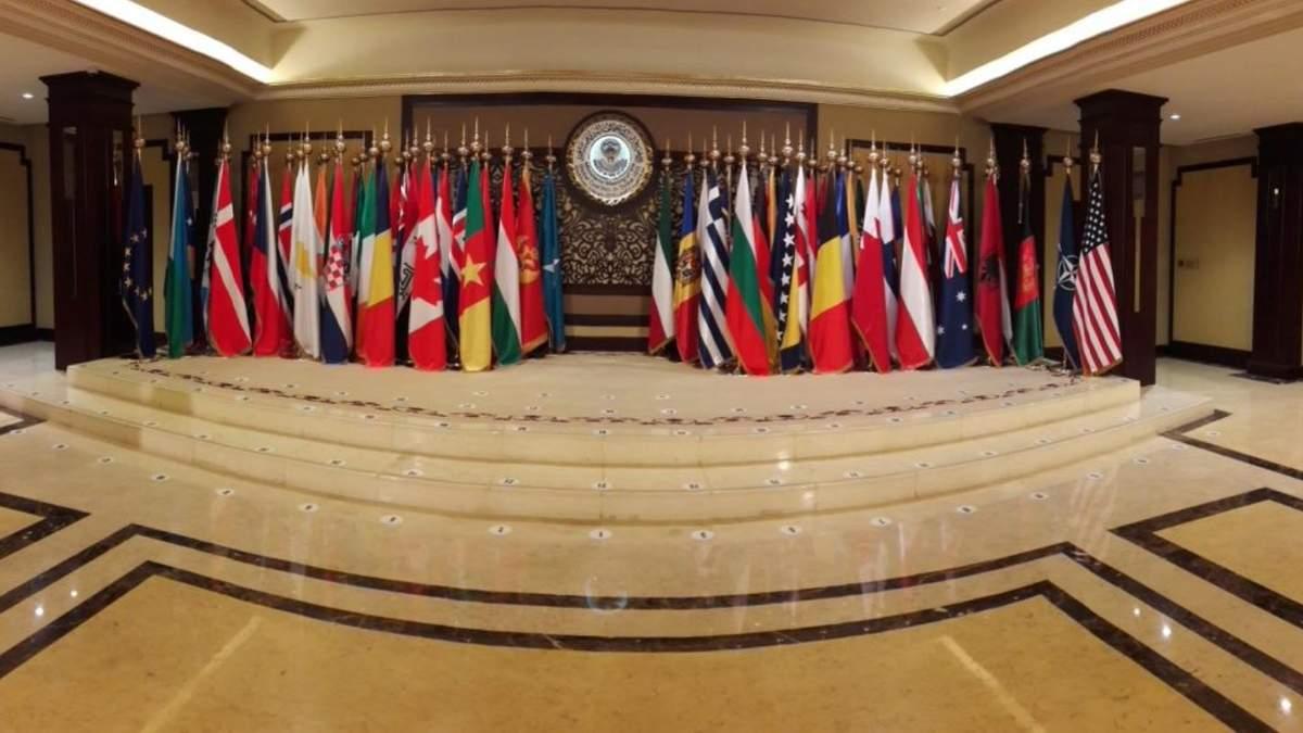 США провели зустріч міжнародної коаліції по боротьбі з ІД
