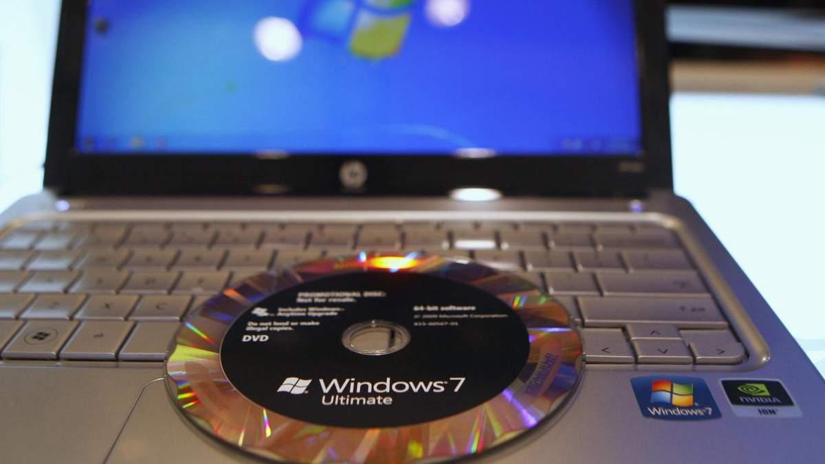Підтримка Windows 7 - ціна платної підтримки ОС