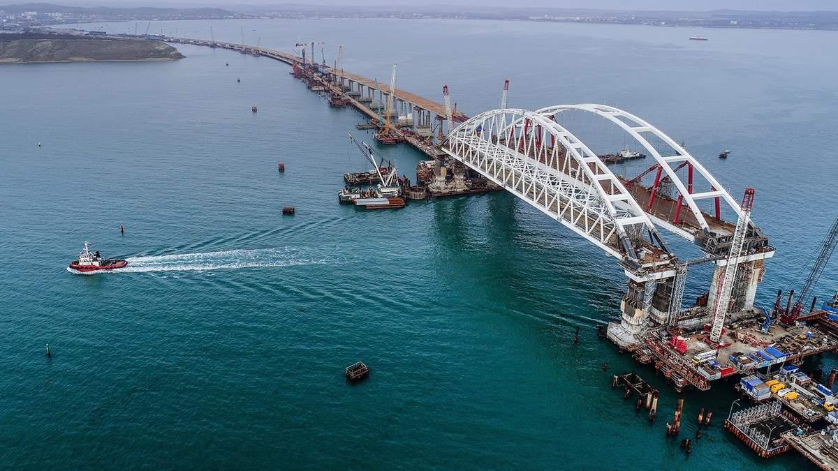 Германия считает недопустимым блокирование РФ кораблей