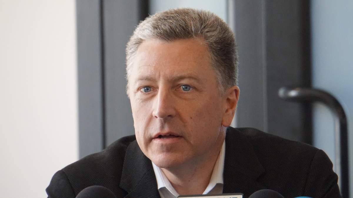 Волкер изменил позицию относительно наблюдателей из РФ