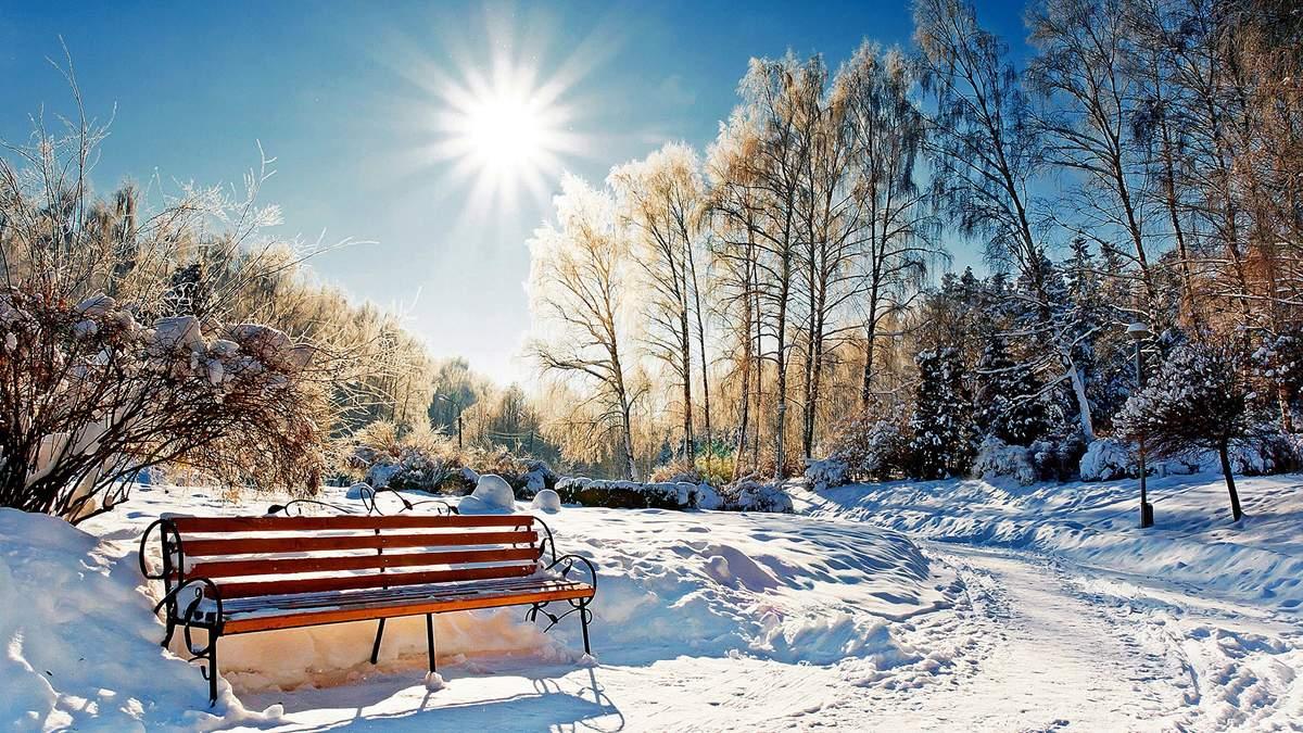 Погода 10 лютого 2019 Україна - прогноз погоди від синоптика