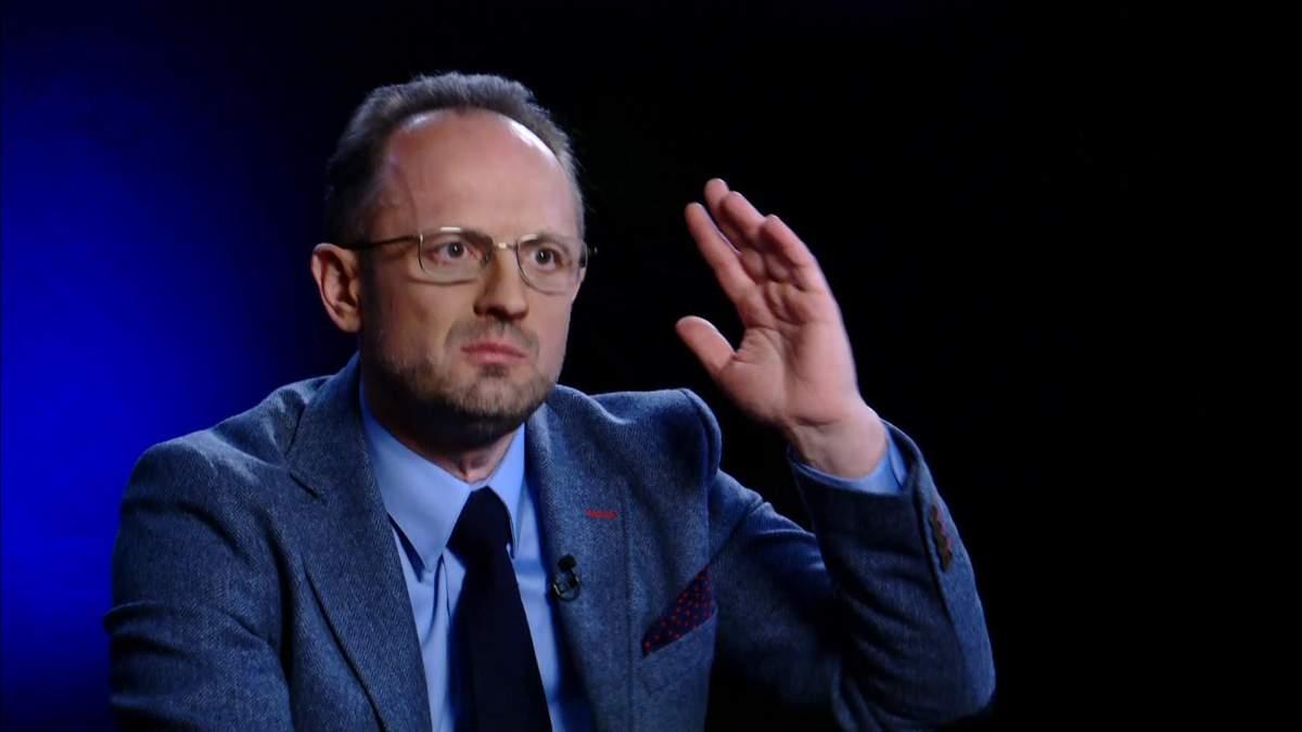 Роман Безсмертний - біографія екс-представника України в ТКГ