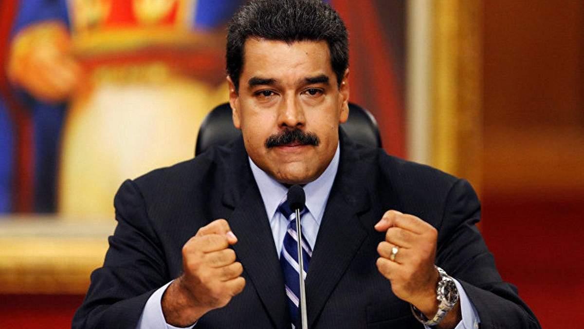 Криза у Венесуелі: Мадуро не впускає в країну гуманітарну допомогу