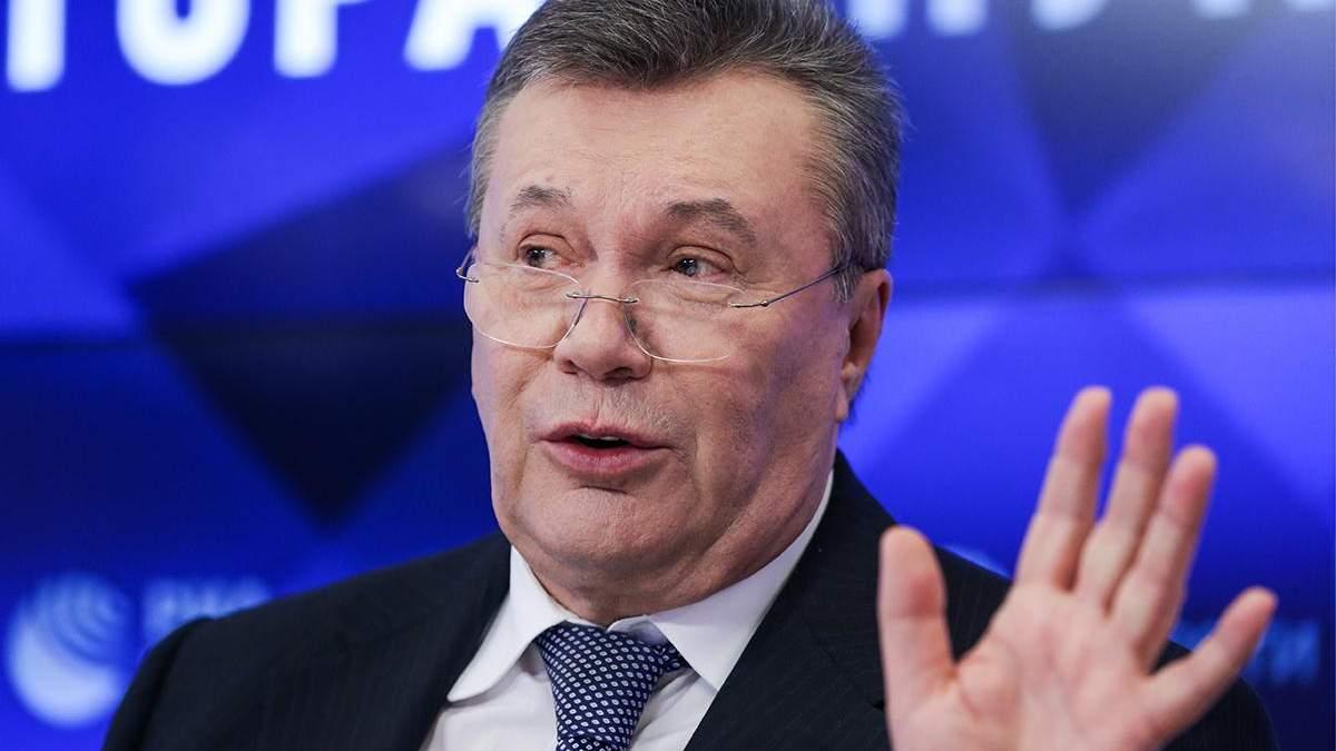 Януковича охраняют в России по приказу Путина
