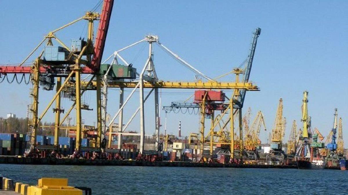 Украинское судно незаконно задержали в ''Черноморске'', – эксперт