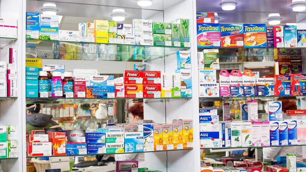 Українці у 2018 році витратили на ліки майже 70 мільярдів гривень