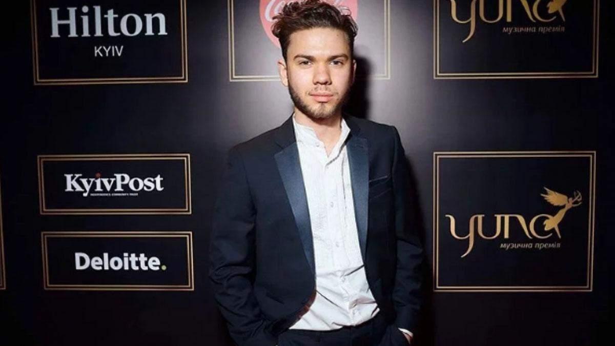 Нацвідбір до Євробачення-2019: співак LAUD