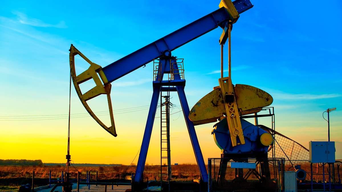 Положительные показатели добычи газа за январь