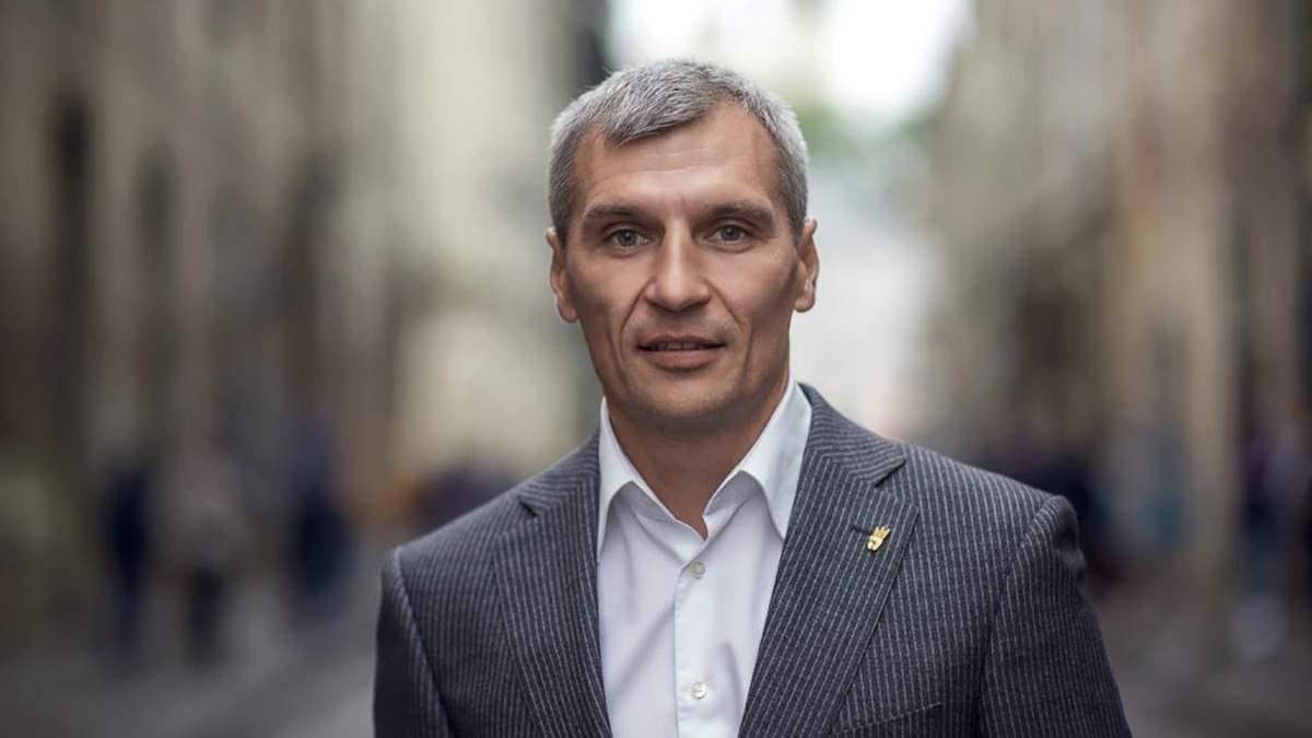 Руслан Кошулинський - біографія кандидата у президенти України 2019