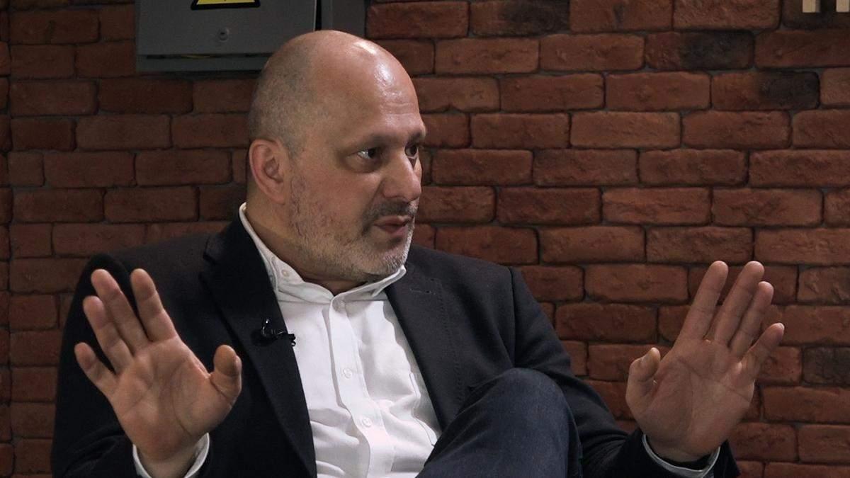 """""""Общественное"""" требует пересмотреть решение об увольнении Аласании"""