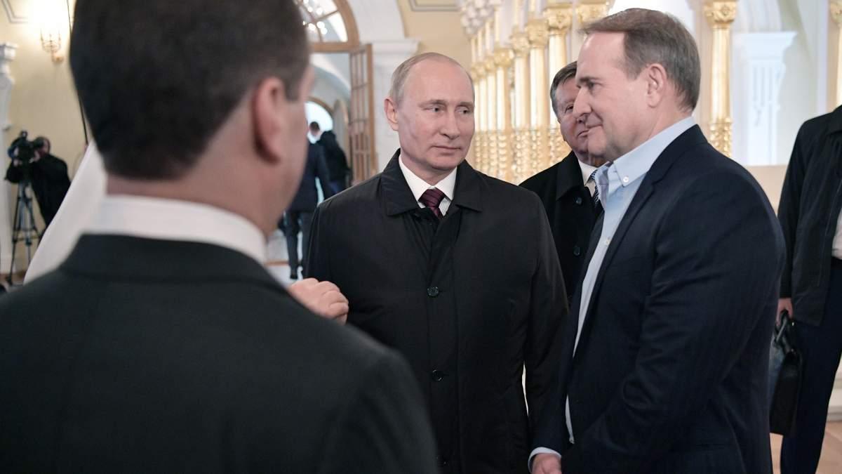 Медведчук – головний мінус Росії, – Гордон