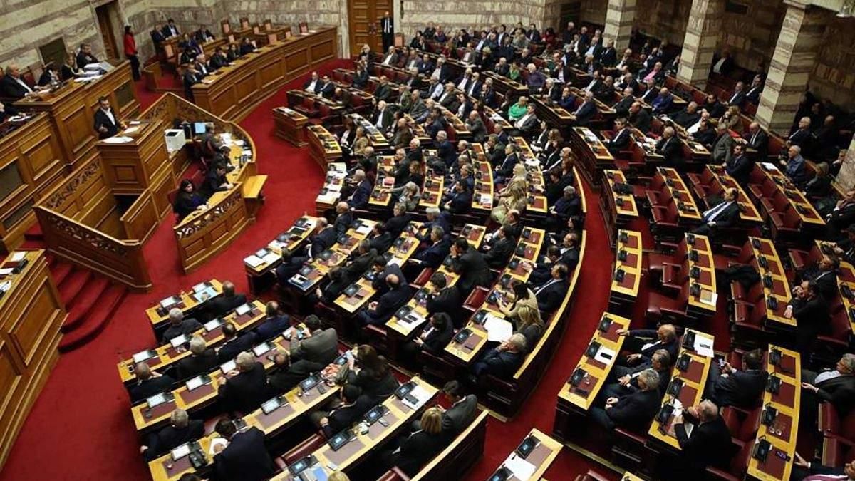 Греция одобрила протокол о вступлении Северной Македонии в НАТО