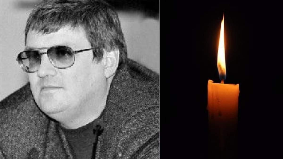 Помер Олег Нипадимка - причина смерті українського журналіста