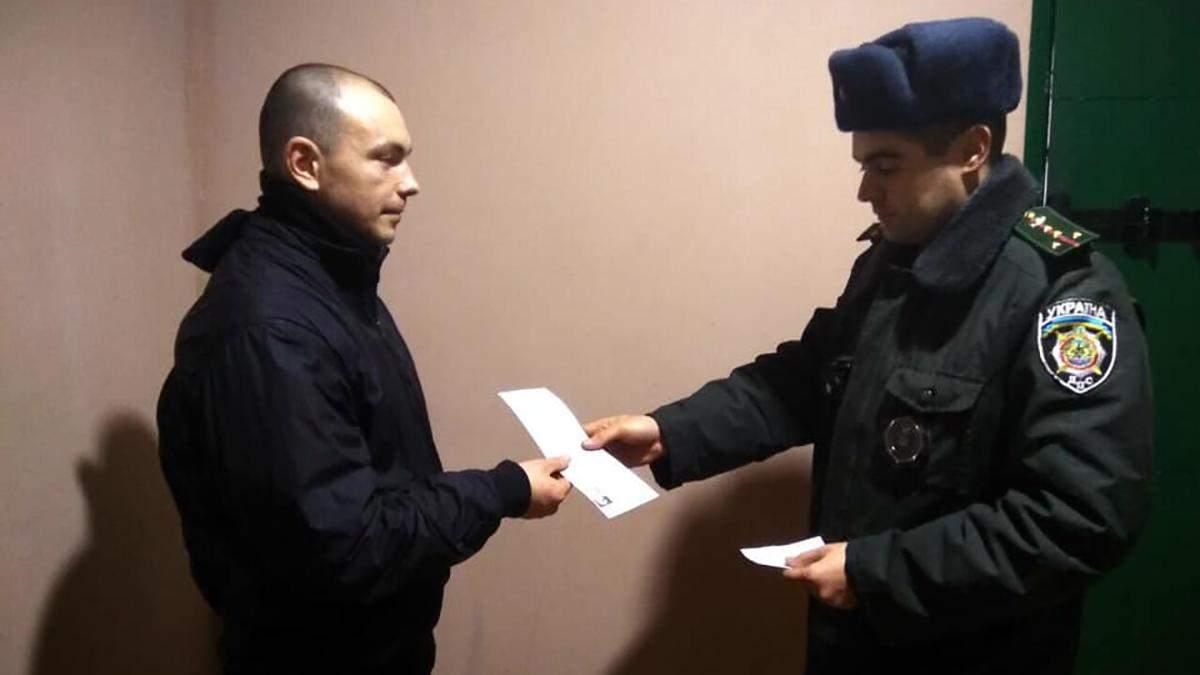 Оккупанты держали за решеткой освобожденного украинского осужденного на 2 года дольше