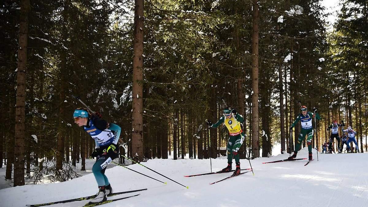 В Канаде перенесли спринтерские гонки