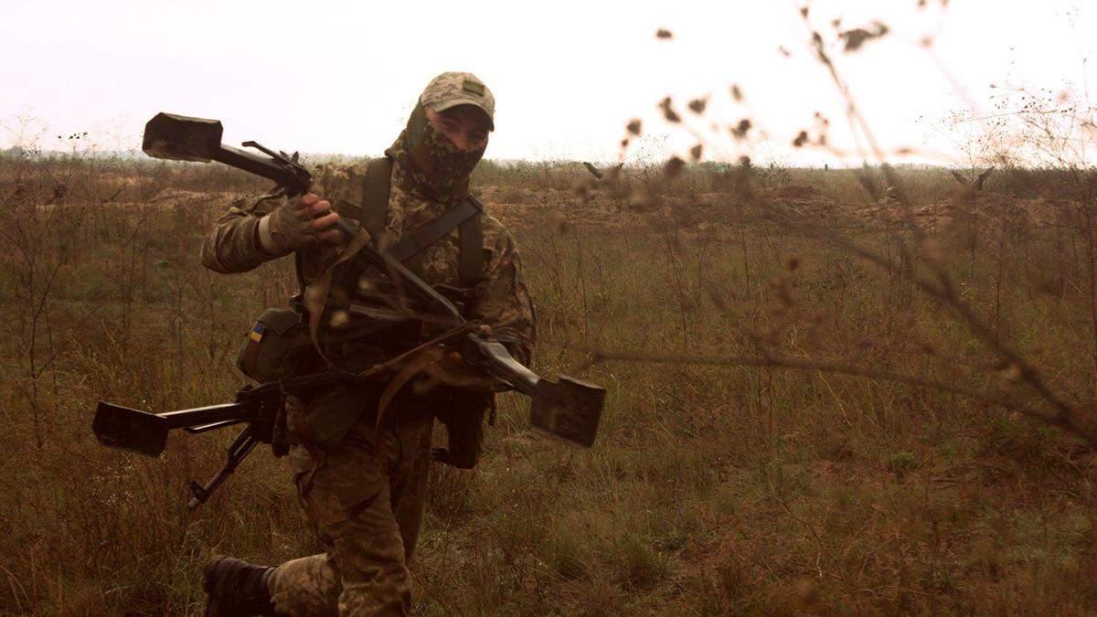 Украина потеряла еще одного героя на Донбассе: известно имя бойца – фото