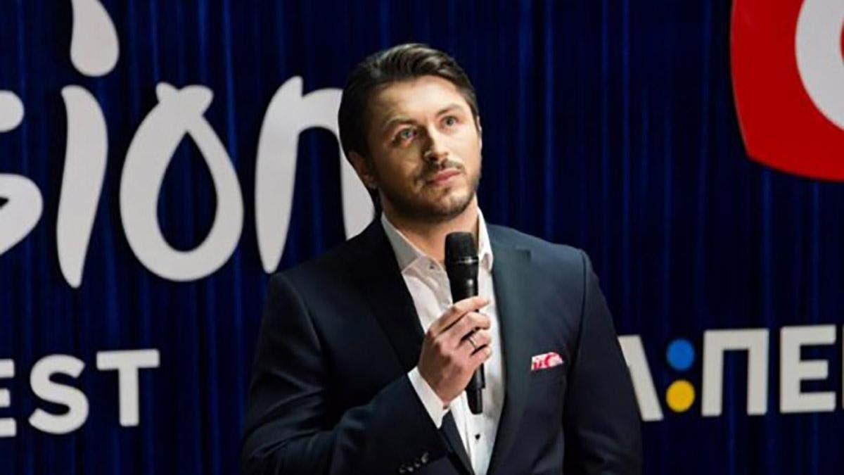 Нацвідбір до Євробачення-2019: Сергій Притула