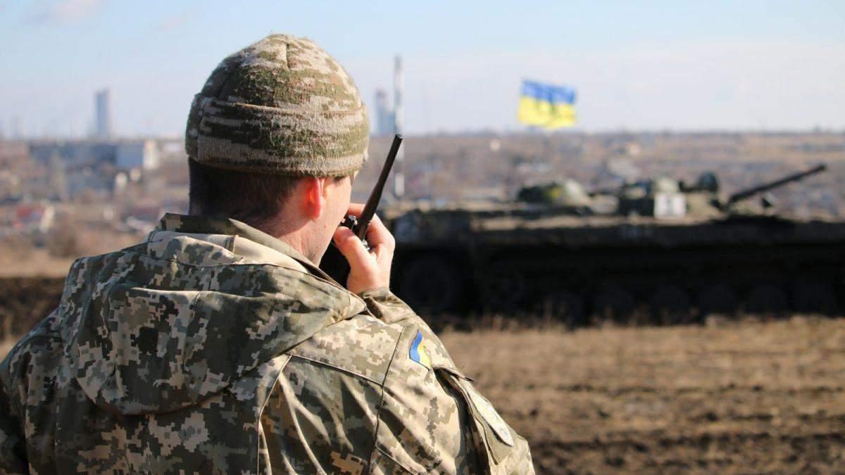 Ситуація на Донбасі: окупанти відкрили вогонь і зазнали втрат