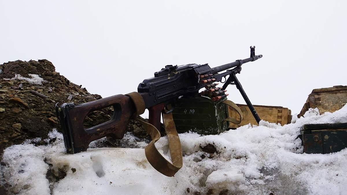 На Донбасі зник військовий 128-ї ОГШБ