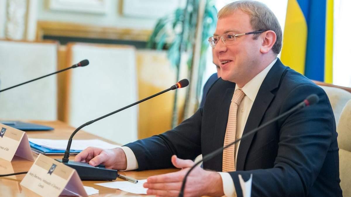 Посол Украины в Канаде подтвердил, что имеет участок в аннексированном Крыму