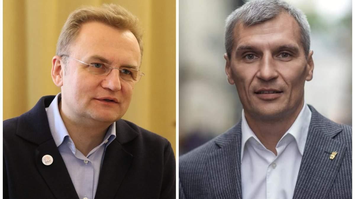 Садовий розповів, для чого Кошулинський йде на президентські вибори