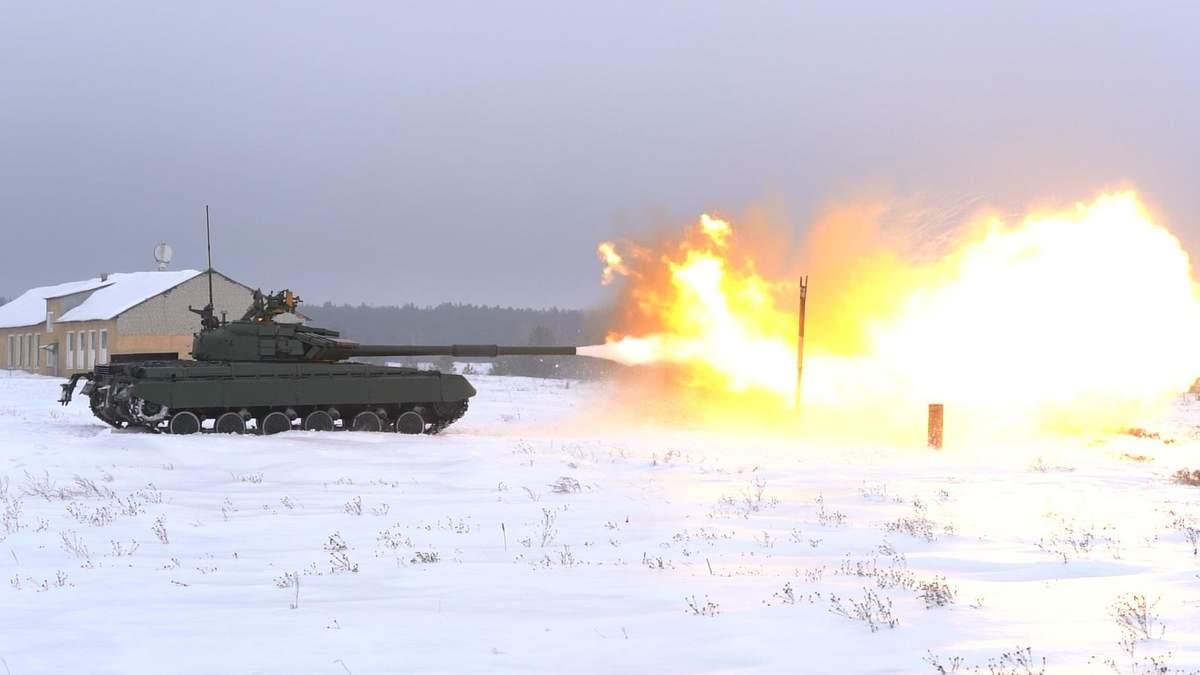 """""""Укроборонпром"""" показав модернізований Т-64"""