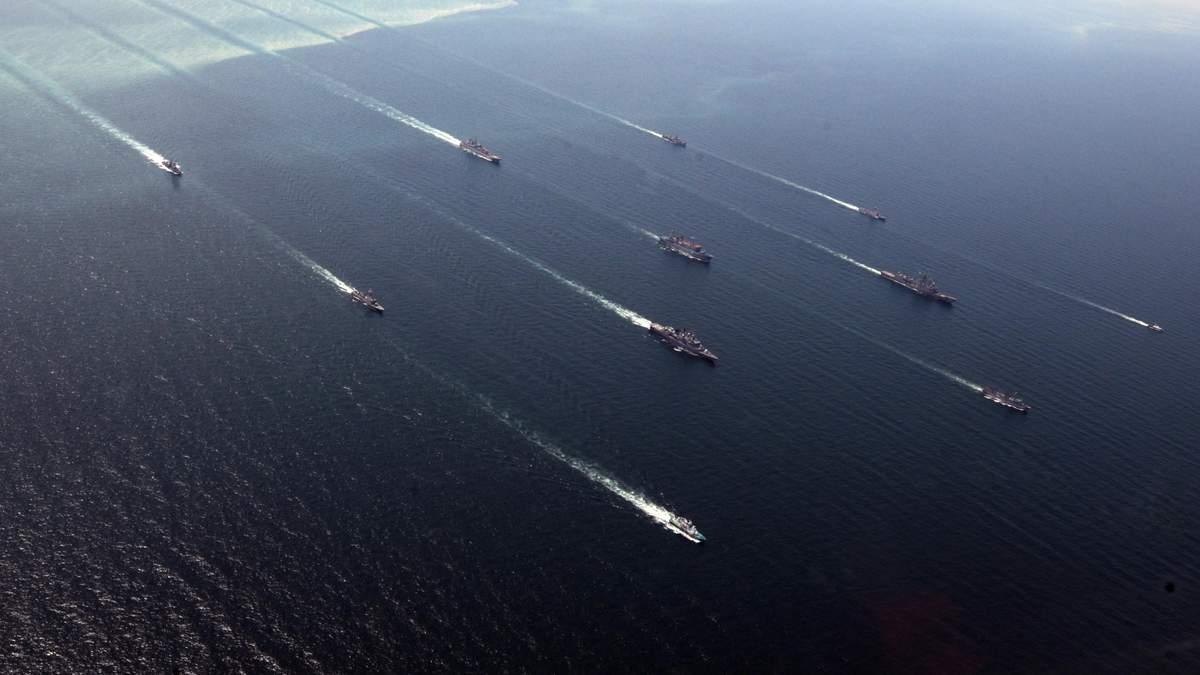 Україна і США проведуть спільні військові навчання в Чорному морі