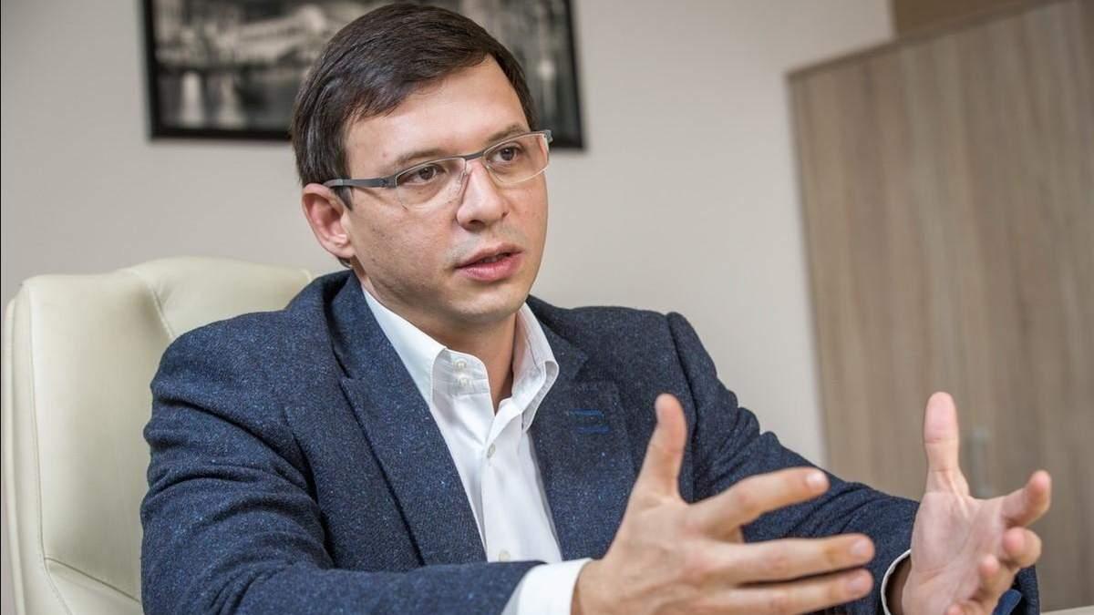 Евгений Мураев - биография кандидата в президенты Украины 2019