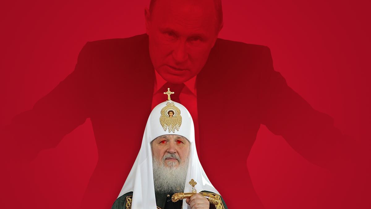У Московского  патриархата более 11 тысяч приходов в Украине
