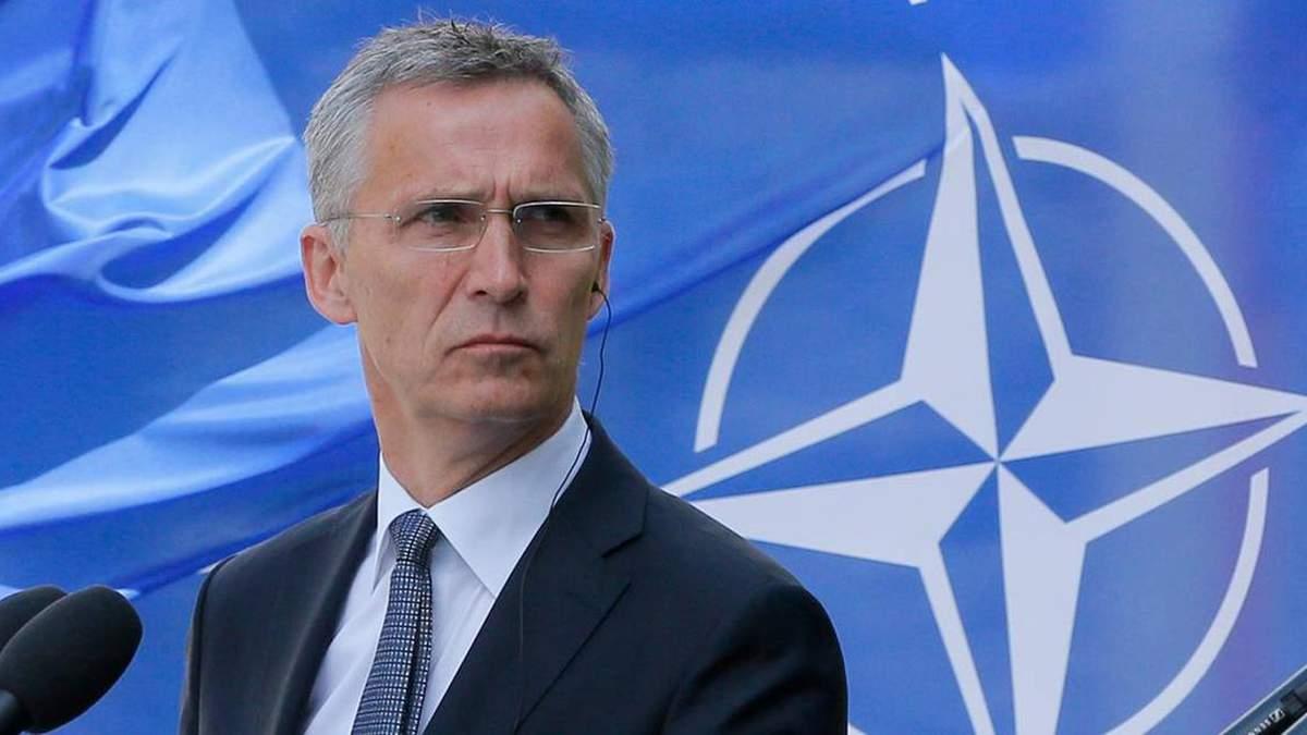Курс України на вступ до НАТО та ЄС: з'явилась реакція Столтенберга