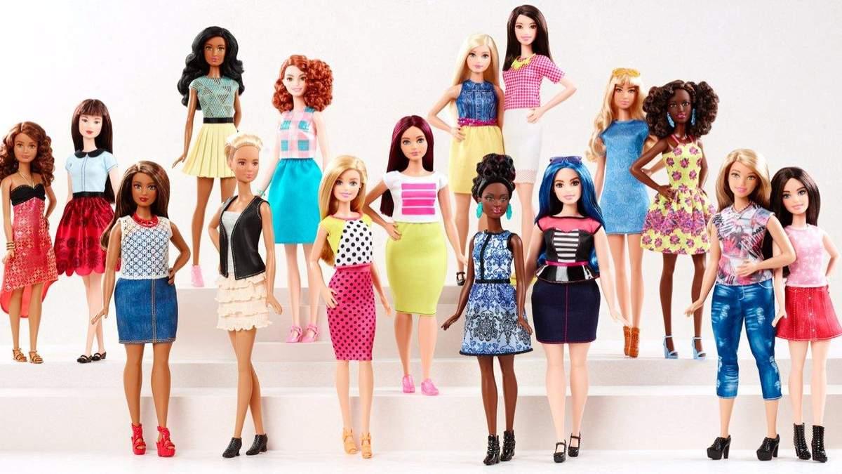 У продажі з'являться ляльки Барбі на інвалідному візку та з протезами