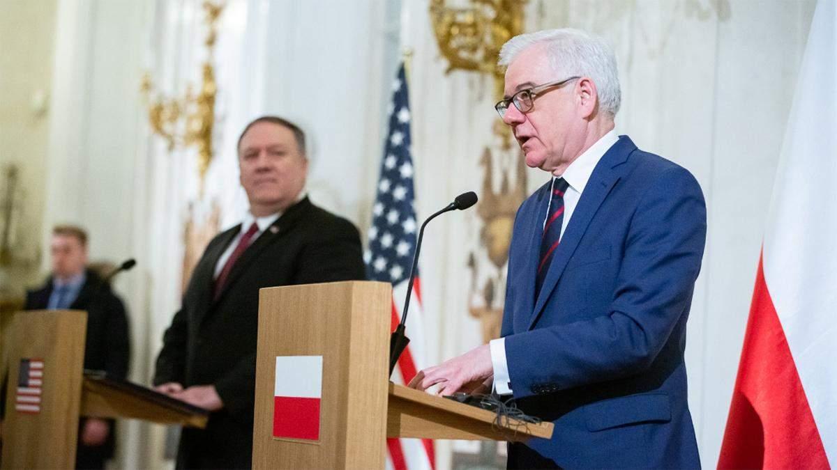 """""""Провальный проект"""": Польша и США сделали важное заявление относительно """"Северного потока-2"""""""