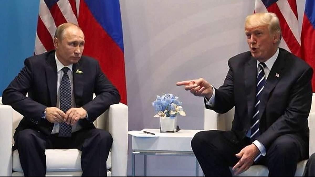 США заявили про введення нових санкцій проти Росії