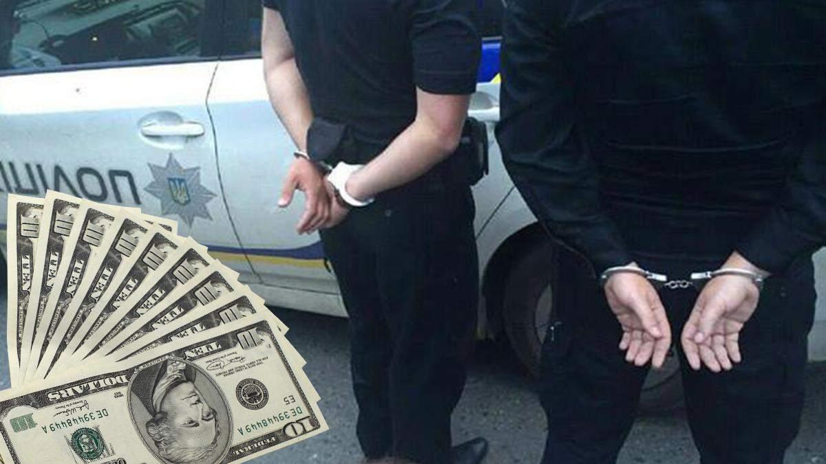 Суворе покарання: як поліцейські поплатились за вимагання хабара