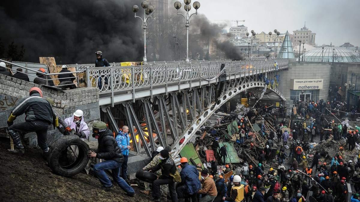 П'ять років розстрілів Євромайдану: нуль вироків убивцям